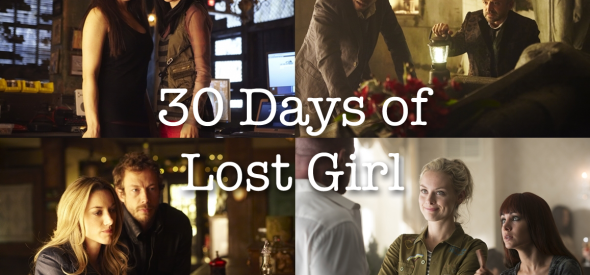 30 Days of Lost Girl