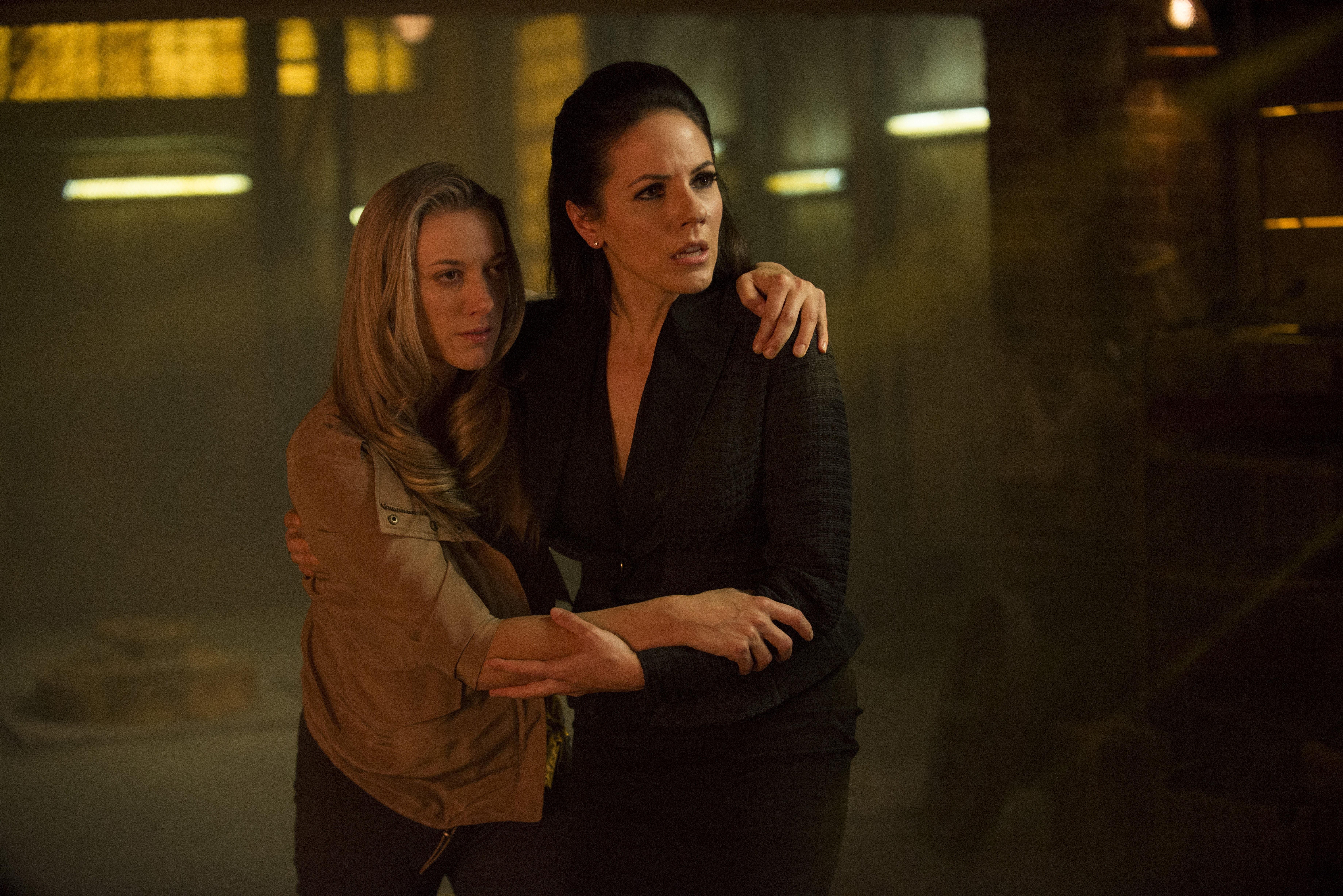 Bo and Lauren in Judgement Fae