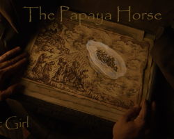 The Papaya Horse